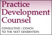 Practice Development Counsel