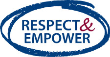 Respect and Empower Emblem