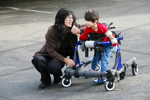 reconstructing motherhood and disability in the age of perfect babies