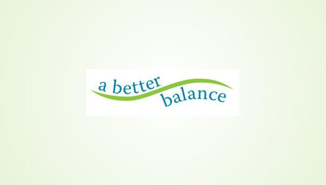 a better balance