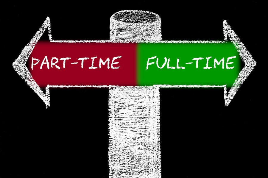 part-time roles