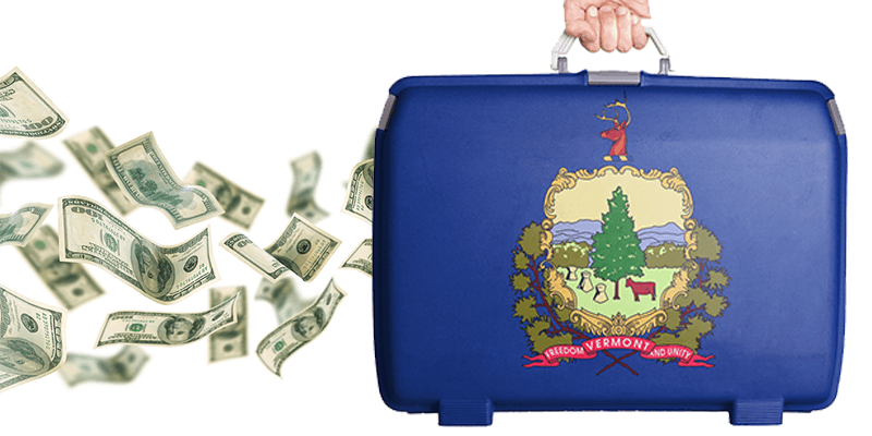 Vermont Is Paying Professionals to Move There and Work Remotely